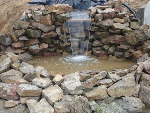 Bassin de jardin aquatique de yann page 4 for Bache de bassin aquatique