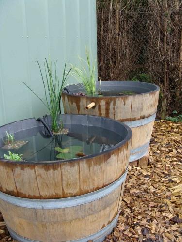 bassin en pot. Black Bedroom Furniture Sets. Home Design Ideas