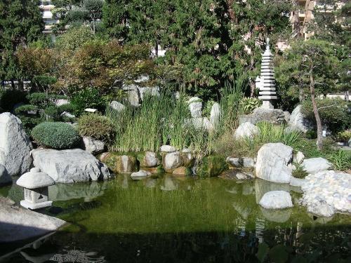 Le jardin japonais monaco page 3 for Jardin japonais monaco