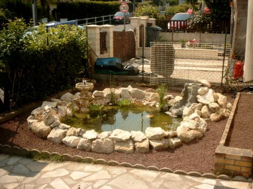 Le bassin de jardin de laurent d 39 asnieres sur oise - Bassin japonais carpe koi asnieres sur seine ...