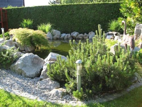 Le bassin de jardin de paul page 2 - Bassin jardin preforme saint paul ...