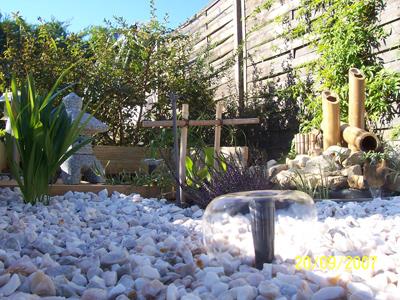 Bassin de jardin de reynald - Castorama jardin pas japonais angers ...