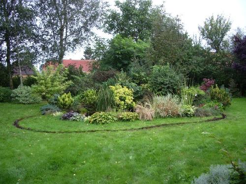 Le bassin de jardin de philippe - Bassin de jardin preforme grande taille ...